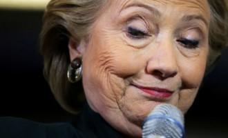 В штабе Клинтон в Нью-Йорке вызвало переполох «подозрительное вещество»