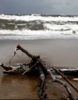 Что случилось с нашим морем на выходных?