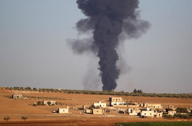 США: школу вИдлибе атаковали русские либо сирийские самолеты
