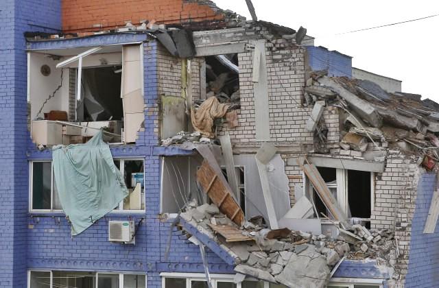 Взрыв дома вРязани: СК отыскал виноватого втрагедии