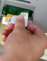 Украв банковскую карту родственницы, мужчина потратил 15 400 евро
