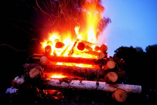Костры Яновой ночи зажгут во всех концах страны