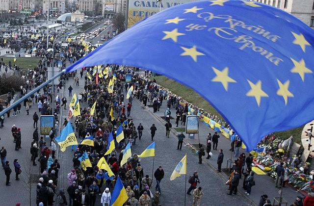 Украина рассчитывает нарешение по«безвизу» кгодовщине Евромайдана