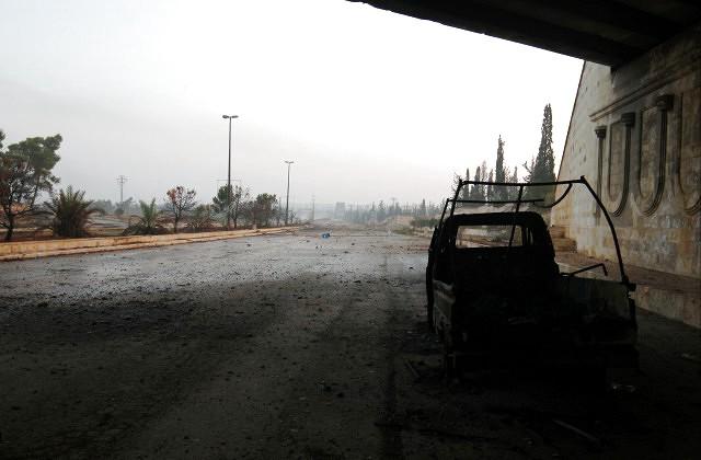 ГенштабРФ обещает безопасность выхода изАлеппо по 8-ми коридорам