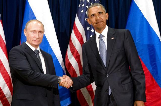 Путин: Есть надежда навосстановление отношений Российской Федерации иСША