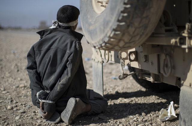 Боевики ИГИЛ взяли взаложники неменее полутора тыс. мирных граждан вМосуле