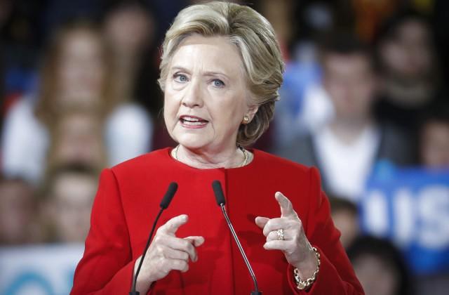 Неизвестные украли у служащих штаба Клинтон ноутбуки
