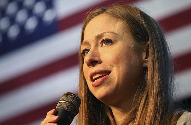 Политика вкрови: Челси Клинтон решила стать конгрессменом