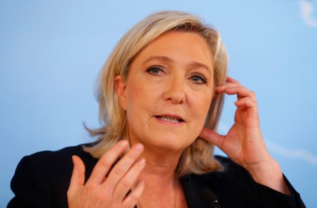 Если мыхотим сильную Европу, нужно сотрудничать сРоссией— Марин ЛеПен