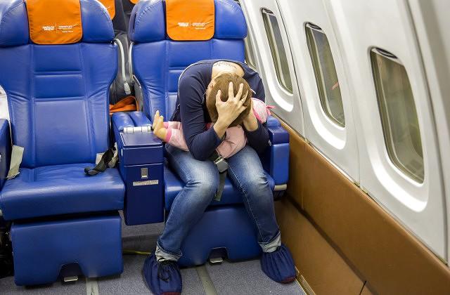Схвачен пьяница, из-за которого отложили рейс из столицы вДубай