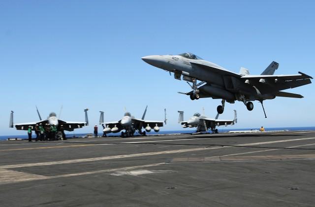 Истребители НАТО два раза занеделю перехватывали военные самолеты Российской Федерации