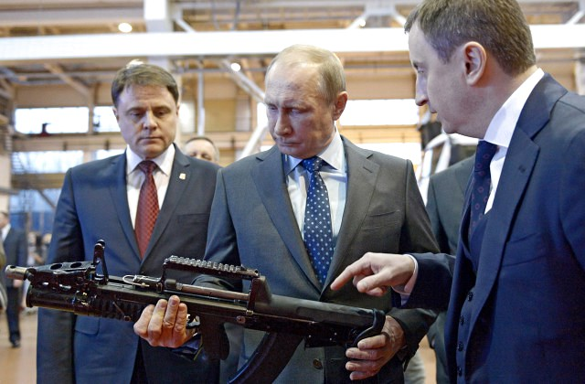 Путин подписал указ огостайне сведений оВТСРФ