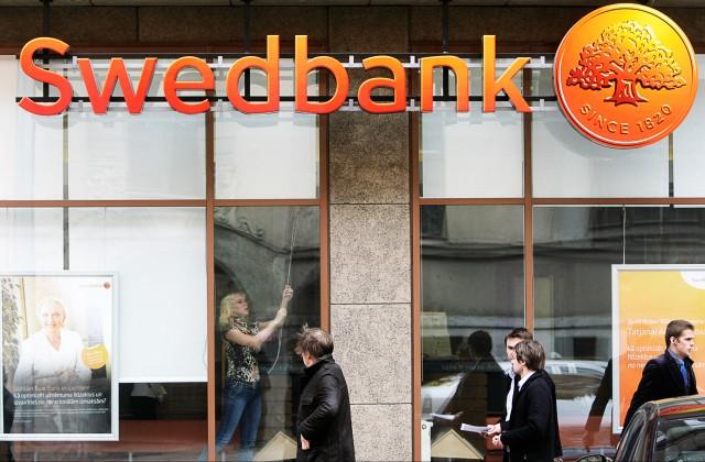ВЛатвии «Swedbank» оштрафовали на1,4млневро заподозрительные сделки