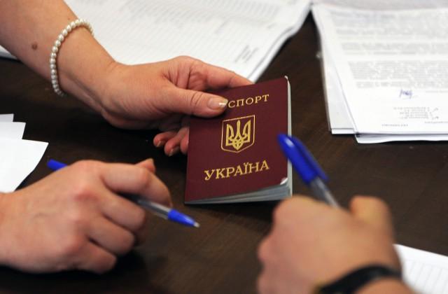 Изукраинских паспортов навсе 100% уберут российский язык