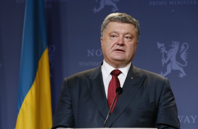Порошенко констатировал отсутствие прогресса по«дорожной карте» для Донбасса