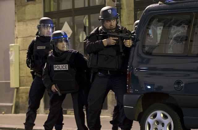 Полиция сообщила обосвобождении заложников вПариже