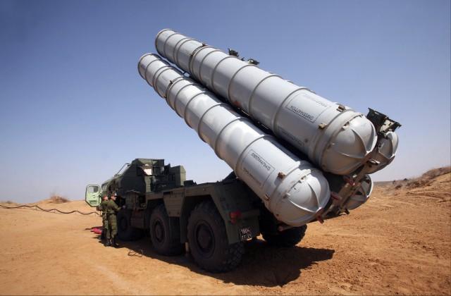 ВСирии расположен дивизион русских С-300