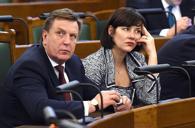 Кучинскис допустил отмену нормы оминимальных социальных взносах