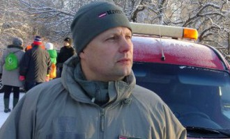 Пропавший в Болдерае 33-летний Владислав найден за 200 километров от Риги