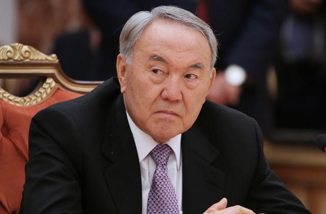 Назарбаев объявил озапуске месторождения Кашаган наКаспии