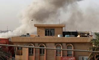Коалиция США нанесла удары по госпиталю в Мосуле