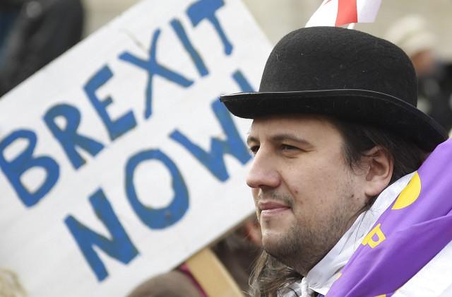Стало известно, когда вАнглии обнародуют план Brexit