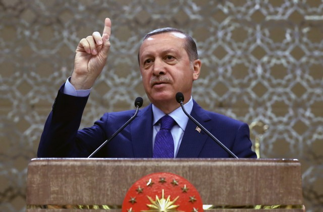 Президент Турции объявил «национальную мобилизацию» против терроризма