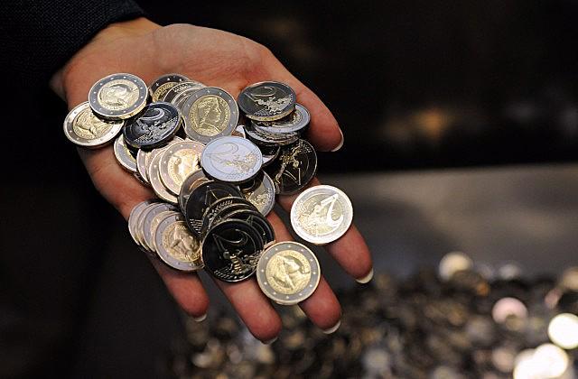 ВЛатвии выпустили неповторимую монету сизображением Земли