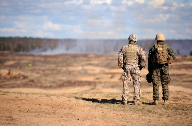 Латвийские бойцы останутся вАфганистане до 2020г