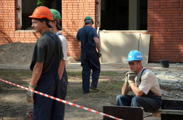 Безработица веврозоне осталась наминимуме за7 лет