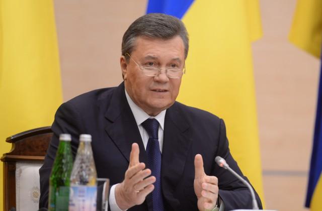 ВКиеве выдумали, как обвинить Януковича вгосизмене