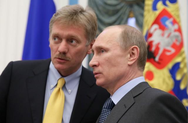 Песков: Российской Федерации крайне нужны отличные отношения сСША