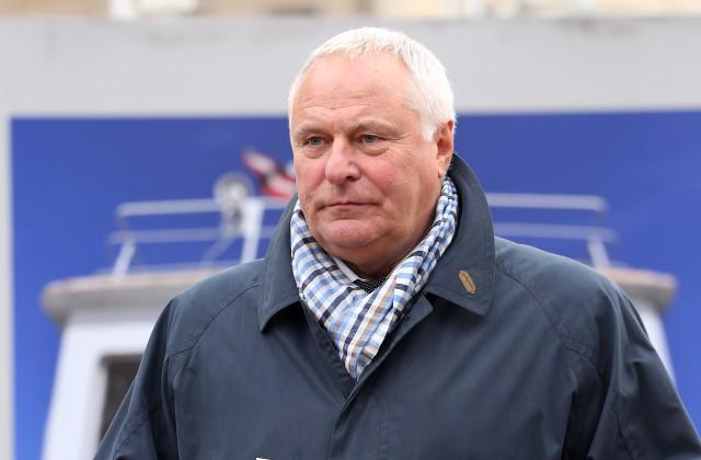 Управляющий Рижским портом подал вотставку