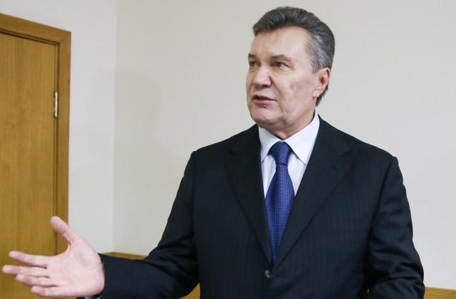 Генпрокуратура даст защитникам Януковича неделю на исследование дела огосизмене