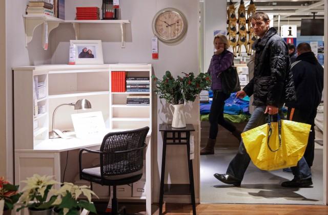 ВРиге построят магазин IKEA: стал известен реальный адрес