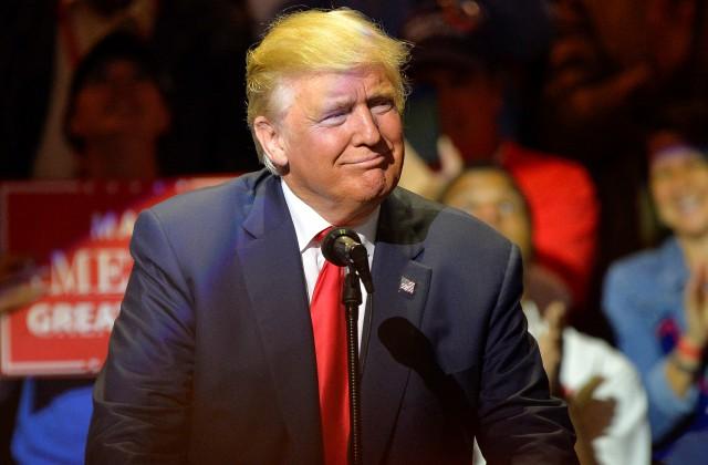 Англичане начали делать ставки насрок пребывания Трампа увласти