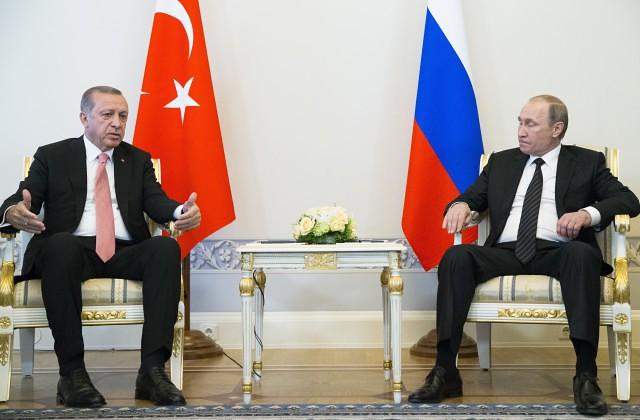 Эрдоган навстрече сМеркель: Использовать высказывание «исламский терроризм» неприемлемо и ошибочно