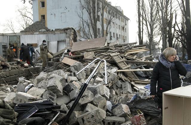 Живой щит «ДНР»: размещены подтверждения запуска «Градов» изжилых районов Донецка