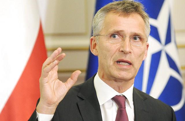 Генеральный секретарь НАТО приготовил Лаврову вопрос обУкраине