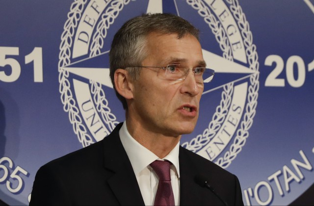 ВНАТО приняли решение усилить военное присутствие вЧерном море