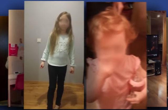Реальные видео, присланные латвийскими родителями