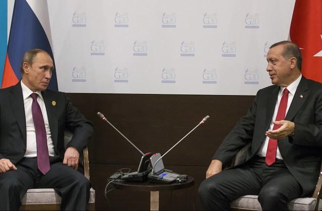 Президент Турции приедет в Российскую Федерацию 9марта