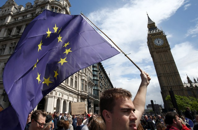 Парламент Англии начал рассмотрение законодательного проекта оBrexit