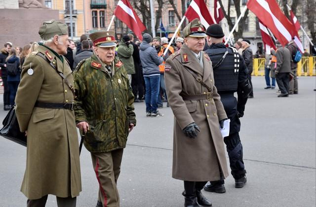 Народные избранники Риги приняли решение не воспрещать националистам отмечать День легионеровСС