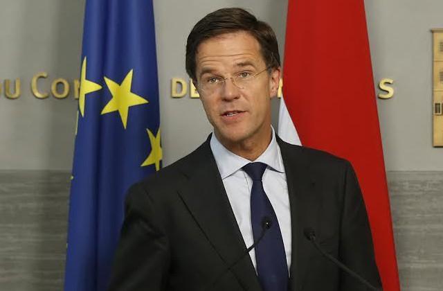 Нидерландский премьер-министр Марк Рютте