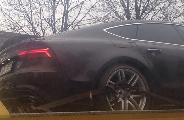 Машина убитой Иевы Страздаускайте