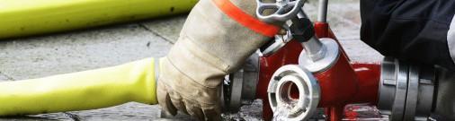 На Саркандаугаве произошел взрыв в результате возгорания микроавтобуса