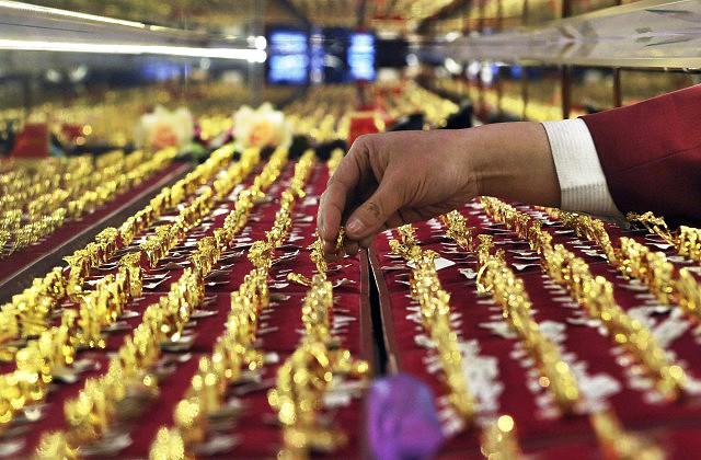 ВКитайской республике найден крупнейший вгосударстве золотоносный рудник