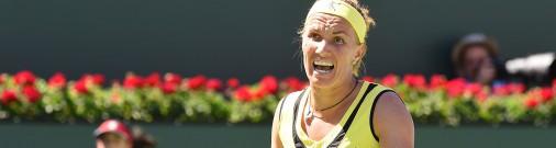 Зрители оскорбили Светлану Кузнецову на теннисном турнире в Майами