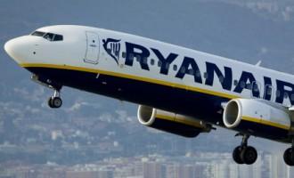 Ryanair: полеты в Европу после Brexit могут быть приостановлены